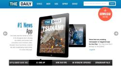 The Daily Homepage