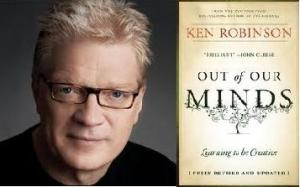 Ken Robinson book Out of Our Minds
